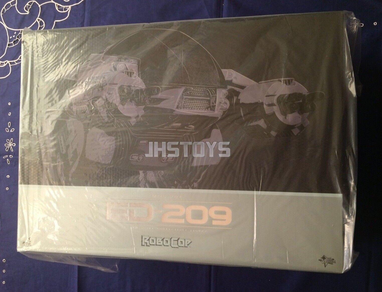 Caliente giocattoli 1 6 Robocop ED-209 w   suono Effect MMS204  consegna e reso gratuiti