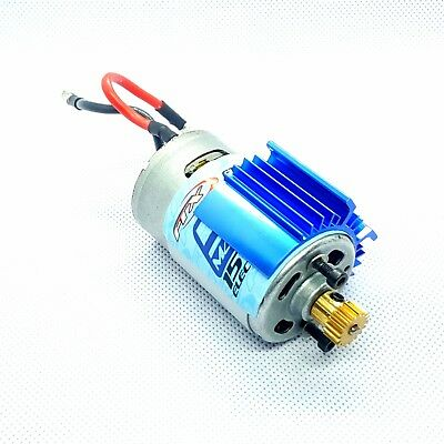 FTX Vantage and FTX Carnage 550 15T Brushed Motor RC Car FTX6558