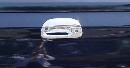 FORD EXPLORER SPORT TRAC 2001-2005 TFP CHROME ABS TAILGATE HANDL COVER-W//KEYHOLE