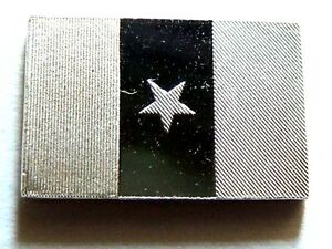 "1976 Franklin Mint Flags Of The U.N. Solid Sterling Silver Ingot ""Senegal"""
