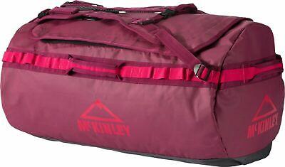 Mckinley Damen Trekking-wander-outdoor-freizeittasche Tasche Duffy Basic Rot