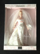 BARBIE DOLL - SOPHISTICATED WEDDING 2002 NOVIA - 2001 MATTEL 53370 - NEW IN BOX