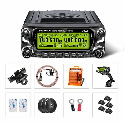 Dual Band VHF//UHF Mobile Ham Vehicle Radio Transceivers VHF//40W UHF//35W