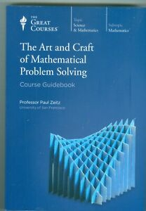 THE-GREAT-COURSES-MATHEMATICAL-PROBLEM-SOLVING-BOOK-AND-DVD-PAUL-ZEITZ