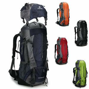 02fd110fadbe New Large outdoor Sport 70 L durable Travel Hiking Camping Men Women ...