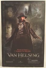 "Sideshow Collectibles VAN HELSING 12"" Collectible Figure ~Hugh Jackman~"