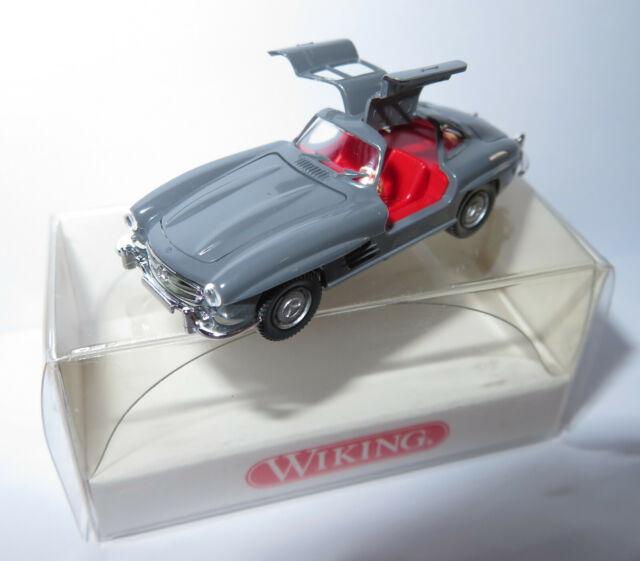Micro wiking oh 1//87 mercedes benz 300 1954 black gray interior #10150 in box