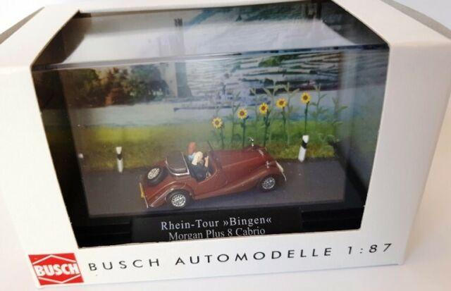 1//87 busch Morgan Plus Rin Tour Bingen 47110