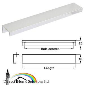320 mm hole centres HAFELE Aluminium Bow handle