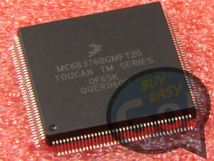 1PC NEW MC68376BGMFT20 FREESCALE QFP160