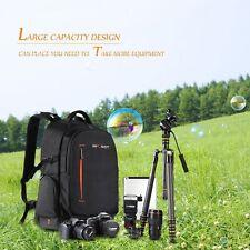 DSLR Backpack, K&F Concept Camera Backpack dslr waterproof backpack for Laptops