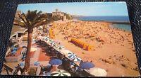 Portugal Estoril Sunny Coast Beach - posted 1985