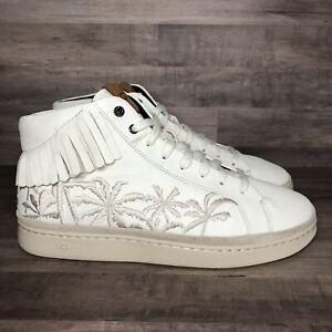 NEU Herren UGG Australia Cali Lace High Fringe Sneaker