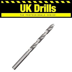 4.8mm x 86mm HSS Cobalt Jobber Drill Bit for Drilling Stainless Steel 4.8 mm