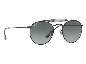 Ray Ban Rb3747 153 71 Sunglasses Black Grey Gradient