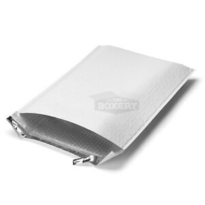 Poly Bubble Mailers Plastic Shipping Envelopes All Sizes - The Boxery