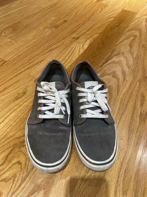 Vans Otw Ludlow Decon Washed Suede Bungee Grey Mens Shoes Size Uk 6 0 For Sale Online Ebay
