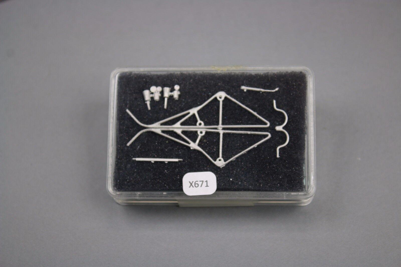 X671 Gecomodellolo modellolino 143 e 43 210 autorozza Saldatore Acethylene Saldatura