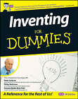 Inventing For Dummies by Philip Robinson, Professor Peter Jackson, Pamela Riddle Bird (Paperback, 2008)