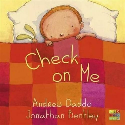 1 of 1 - Check on Me by Andrew Daddo - Bedtime Paperback book ~ New
