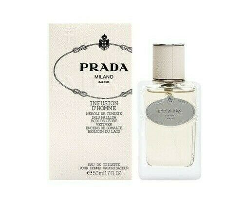 8c0e614759 PRADA Infusion D'homme Men EDT Spray 50ml