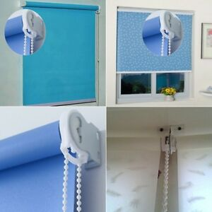 25mm-Roller-Blind-Fitting-Repair-Kit-Brackets-Chain-Roller-Blinds-Accessories