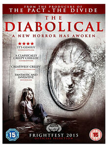 SCI FI CHILLER DVD  The DIABOLICAL  ALI LARTER from HEROES - <span itemprop='availableAtOrFrom'>Leeds, United Kingdom</span> - SCI FI CHILLER DVD  The DIABOLICAL  ALI LARTER from HEROES - Leeds, United Kingdom