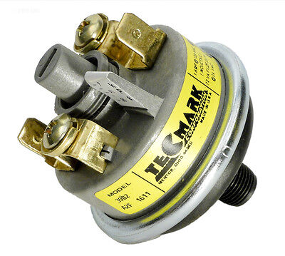 Tecmark Hot Tub Universal Pressure Switch 1AMP SPNO 3902 3903 HX350PSW1 R0013200