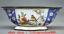 miniature 1 - 6-2-034-Qianlong-Marque-Vieux-Chinois-Cloisonne-Email-Fleur-Oiseaux-Peche-Pot-Jar