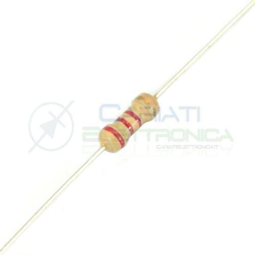 Resistance Resistor 820r 820ohm 1//4w 5/% Coal lot of 25 pieces