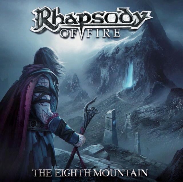 RHAPSODY OF FIRE - The Eighth Mountain - Digipak-CD - 884860256926