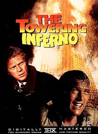 The Towering Inferno Paul Newman, Steve McQueen, William Holden, Faye Dunaway,  - $16.96