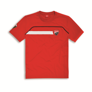 Ducati Corse Kids T-Shirt Red Brand New Genuine