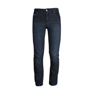 Bull-It-Italiano-Para-Hombre-ajustada-SR6-Azul-Motocicleta-Covec-blindado-Jeans-Regular-De-Venta