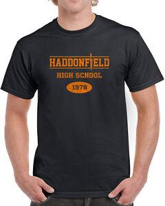009 Haddonfield High School Hoodie halloween costume scary cool vintage retro