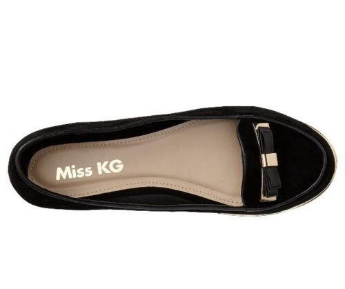 Miss 38 nero Donna Mocassini Eu 5045368059838 Uk Nero Kg Da 5 rBqrwaF