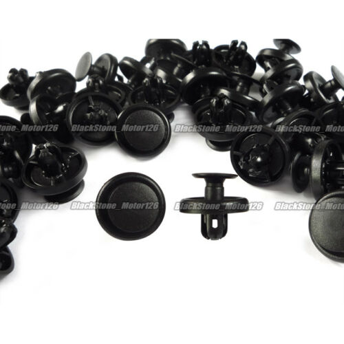 30 x Front Fender Liner Retainer Push Type Clip A20869 For GM Pontiac For Toyota