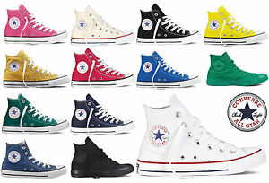 all star alte converse uomo