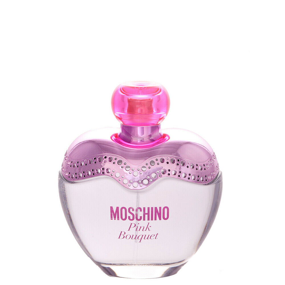 profumi: Pink Bouquet MOSCHINO Eau de Toilette Donna  100 ml Spray