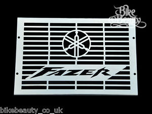 Yamaha Fazer 1000 01-05 Stainless Steel Radiator Side Panel Grill Cover Beowulf