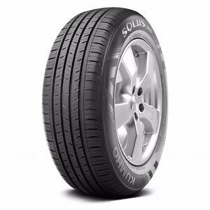 4 new 205 65r16 inch kumho solus ta31 tires 205 65 16 r16. Black Bedroom Furniture Sets. Home Design Ideas