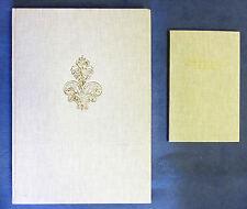 Maria Sibylla Merians 'Metamorphosis Insectorum Surinamensium' Faksimile 1975