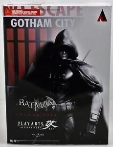 Square Enix Batman Arkham City: Figurine articulée Kai Robin de Play Arts