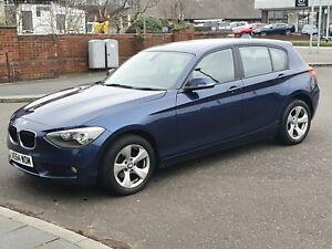2014 BMW 114D, 1 SERIES, 111k, FSH, CAT N