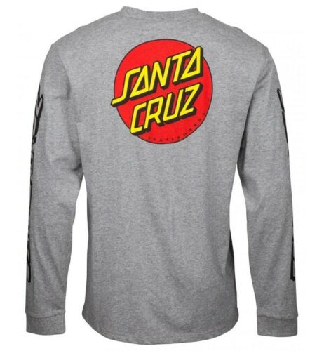 Santa Cruz OG Classic Dot Long Sleeve T Shirt