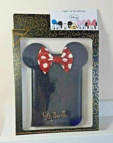 Primark Disney Mickey Mouse Cadenas Minnie Luggage Tag Passeport Voyage Cadeau Nouveau