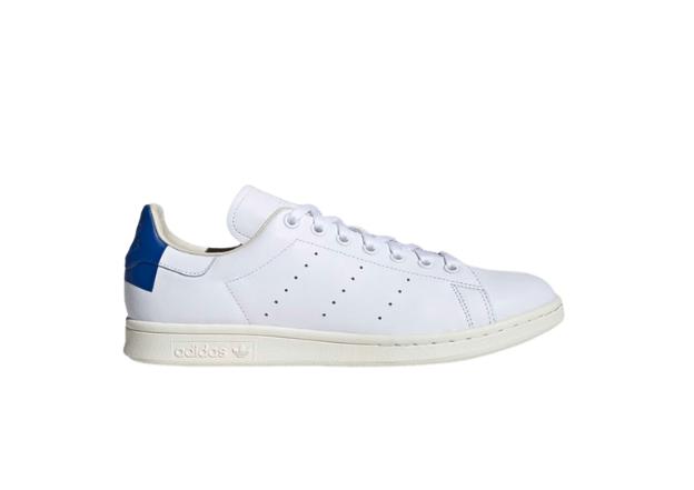 Size 13 - adidas Stan Smith White Collegiate Royal