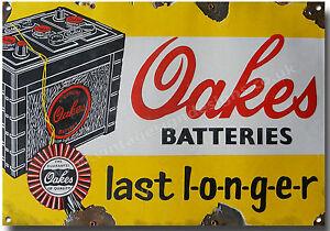Atelier Banni/ère Vintage Sign Designs Cibie Qualit/é Premium PVC Garage