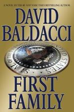 First Family by David Baldacci (2009, Hardcover)