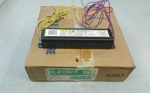 advance electronic ballast REL4P32RHTP 4 BULBS T8
